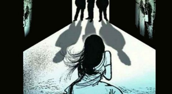 Gang rape gangrape expose women going to temple